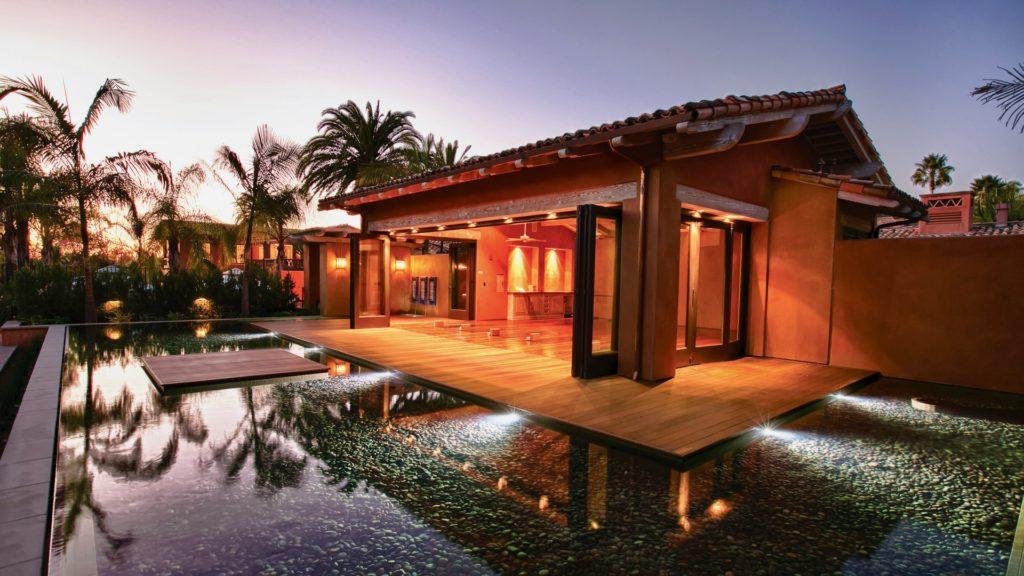 Rancho Valencia, Yoga Pavillon, Healthy Living + Travel