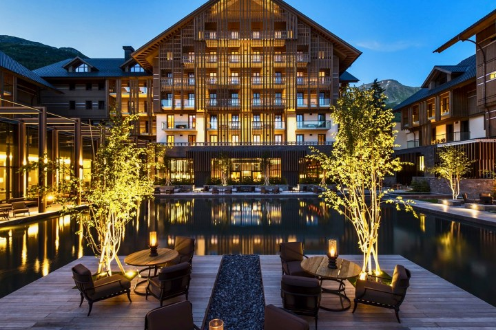 Slimming Lifestyle Retreat Coming to the Swiss Alps