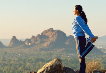 Camelback Mountain Scottsdale, Healthy Living + Travel