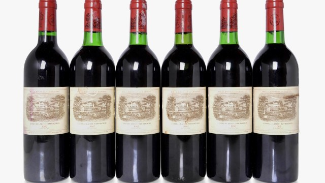Château Lafite Rothschild 1982, Healthy Living + Travel