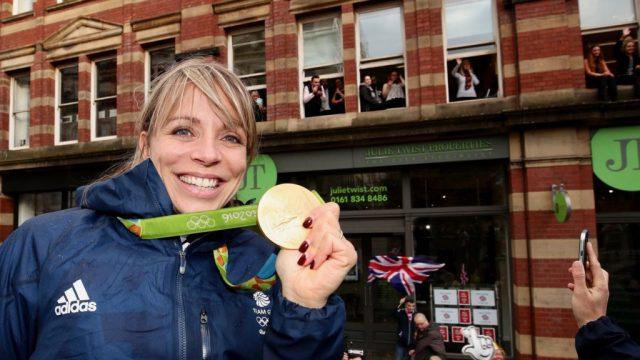 Kate Richardson-Walsh, Healthy Living + Travel