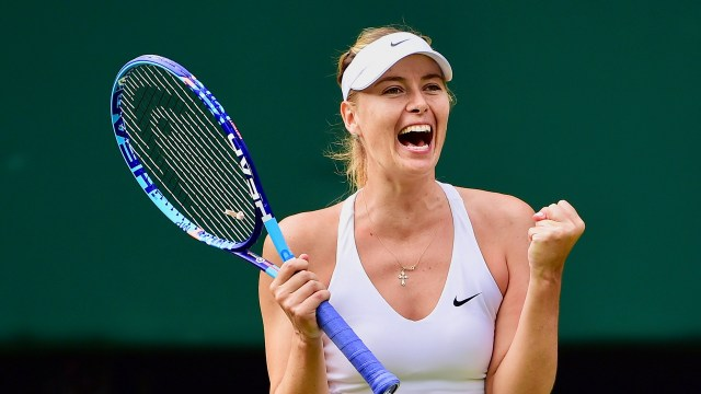 Maria Sharapova, Healthy Living + Travel