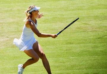 Maria Sharpanova, Healthy Living + Travel