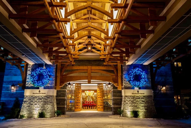 Four Seasons Resort and Residences Whistler, Healthy Living + Travel