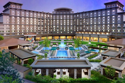Southern California's Pala Casino Spa & Resort Unveils Expansion