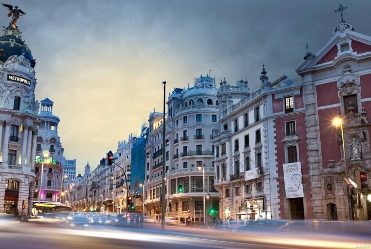 Spain, Healthy Living + Travel