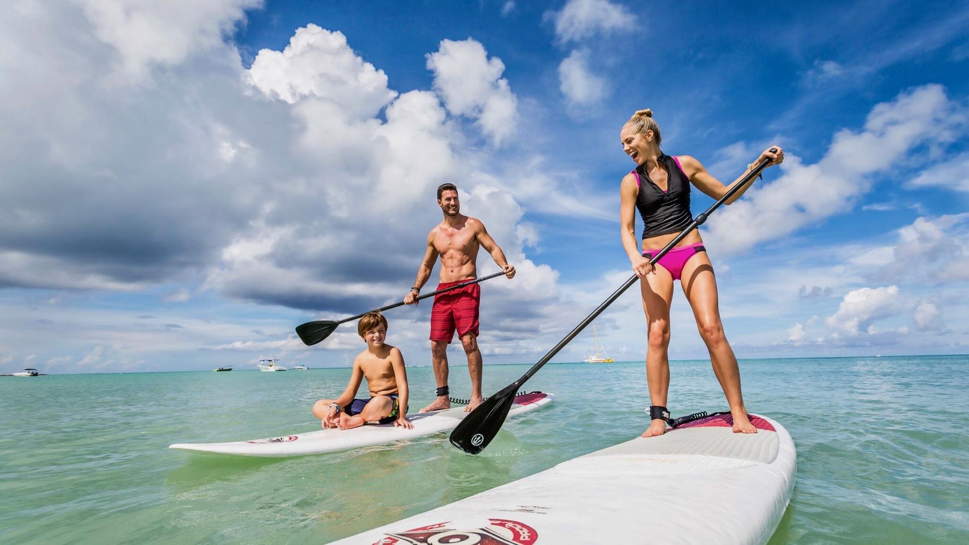 Caribbean. Hilton Aruba, Healthy Living + Travel