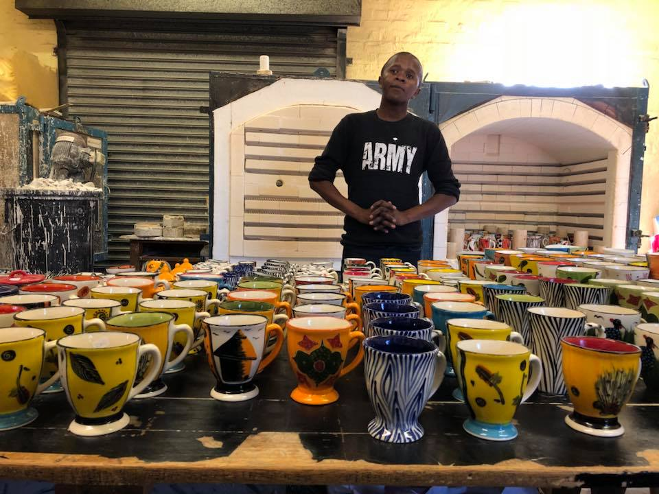 Take a Tour of South Africa's Contemporary Art Scene, Healthy Living + Travel