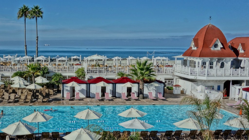 Spa at the Del Coronado, Spas of America