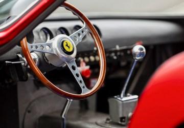 1962 Ferrari 250 GTO, Healthy Living + Travel