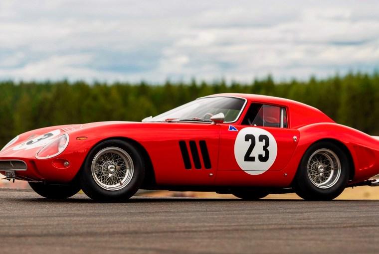 1962 Ferrari GTO, Healthy Living + Travel