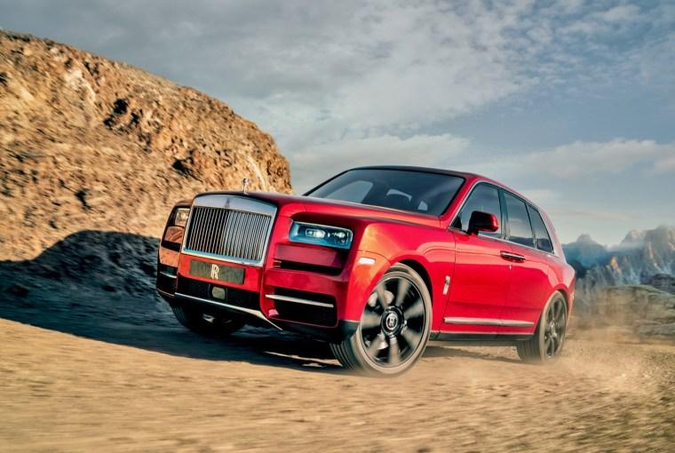 Rolls Royce Cullinan, Healthy Living & Travel