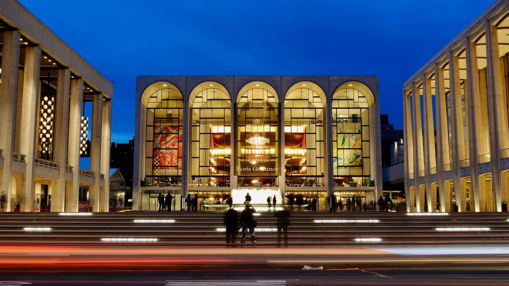 The Cloister, Lincoln Center, New York CIty, Healthy Living + Travel