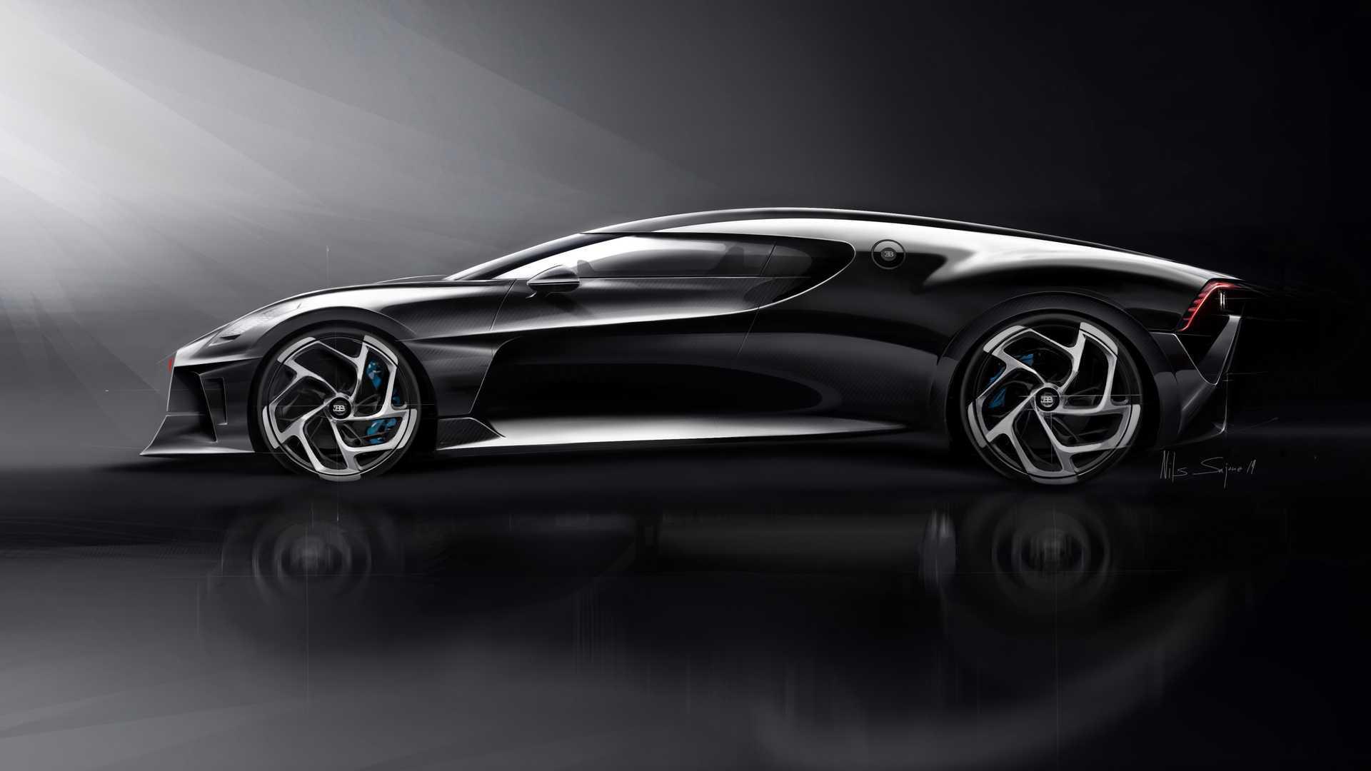 Bugatti La Voiture Noire, Healthy Living + TravelBugatti La Voiture Noire, Healthy Living + Travel, Motion