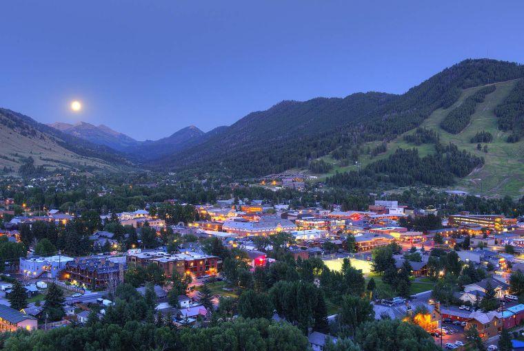 Jackson Hole, Wyoming, Healthy Living + Travel
