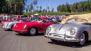Vancouver Island Concours d'Elegance, Healthy Living + Travel