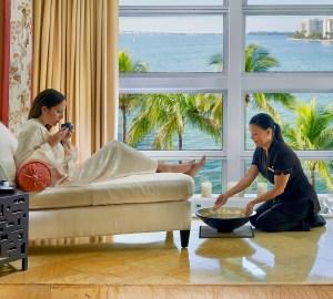 The Spa at Mandarin Oriental Miami, Spas of America