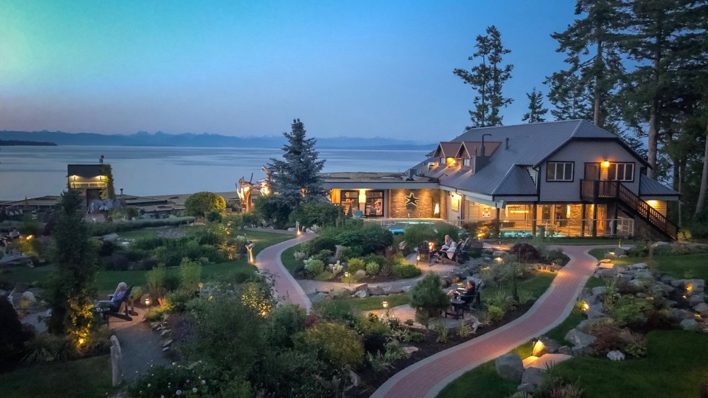 Pacific Mist Spa, Kingfisher Oceanside Resort & Spa, Healthy Living + Travel