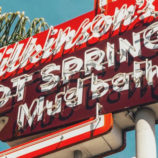 Dr. Wilkinson's Backyard Resort & Hot Springs, Sign, Healthy Living + Travel
