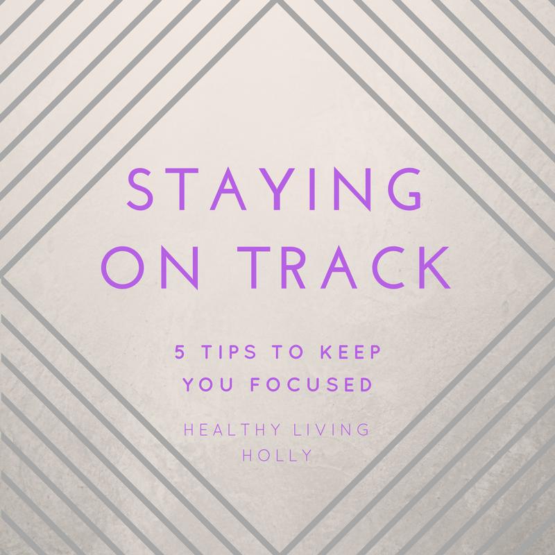 stayingon-track