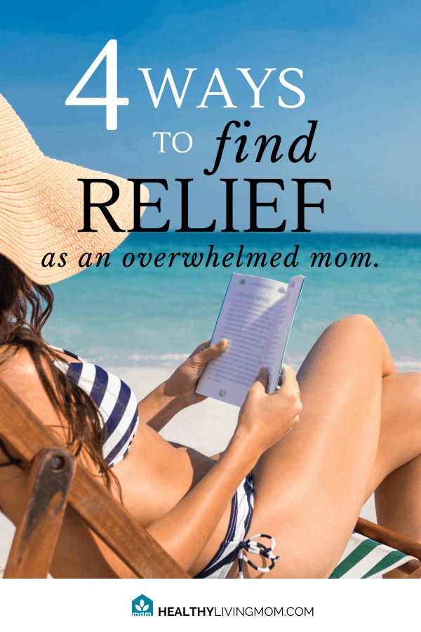 When you're an overwhelmed mom, it feels paralyzing, like it's never going to change. Here's 4 simple ways for how to be a more confident mom. Start crushing the overwhelm today.