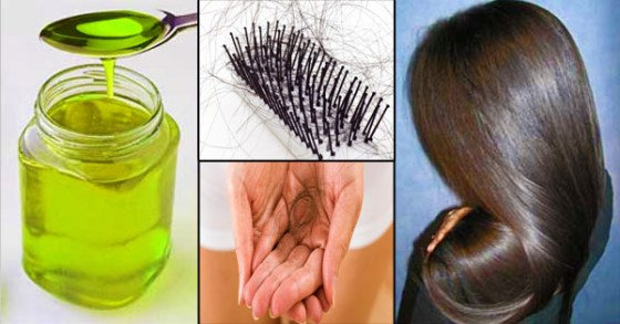 -One Oil That Will Stop Your Hair Fall and Grow Thick Long Hair