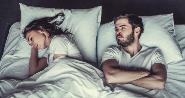 When Your Husband Wants Sex…Again