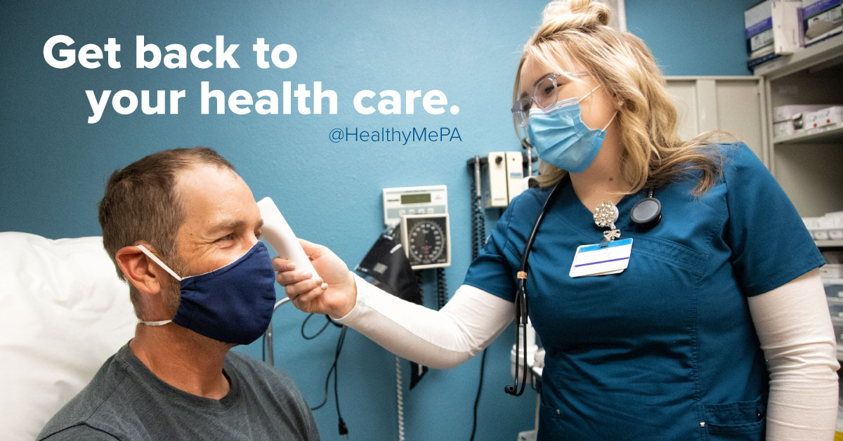 Doctors, Medical Facilities are Safe and Ready to Take Care of You