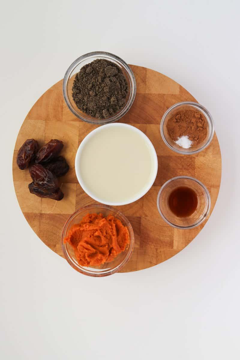 Skinny Pumpkin Spice Pudding