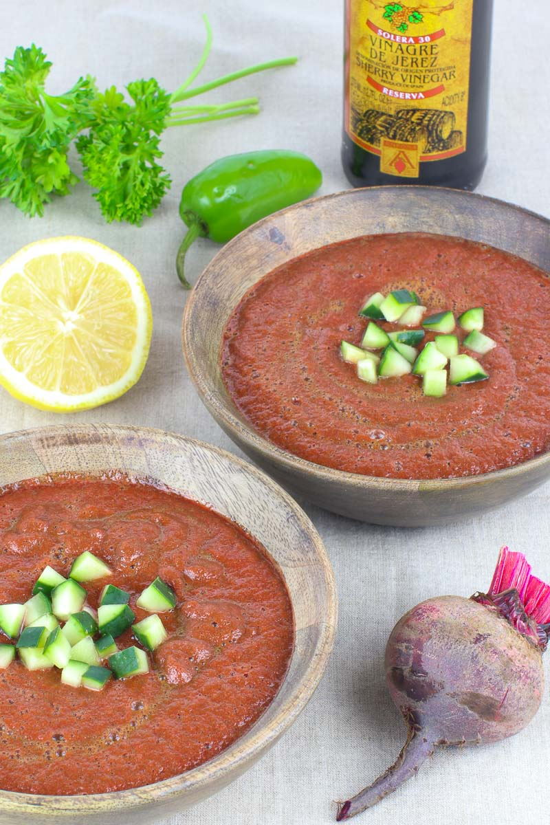 vegan gazpacho