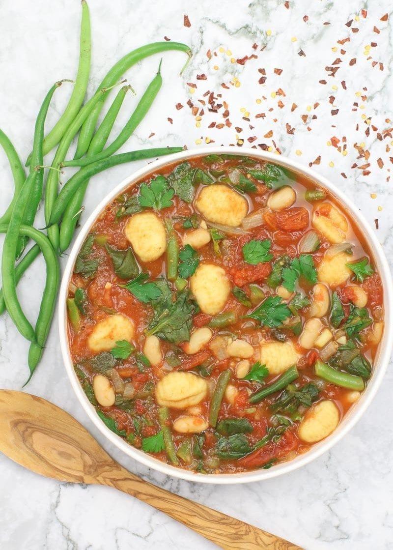 vegan gnocchi soup