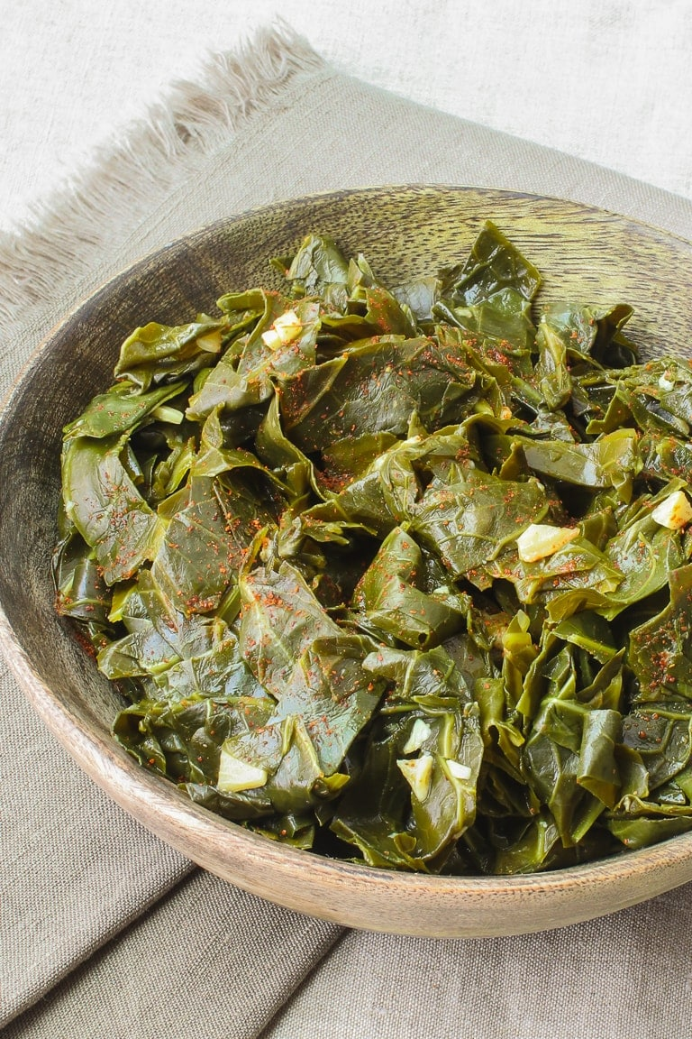 collard greens recipe low fodmap diet