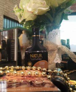 Natur Natural Extract Shampoo Ginseng Extract
