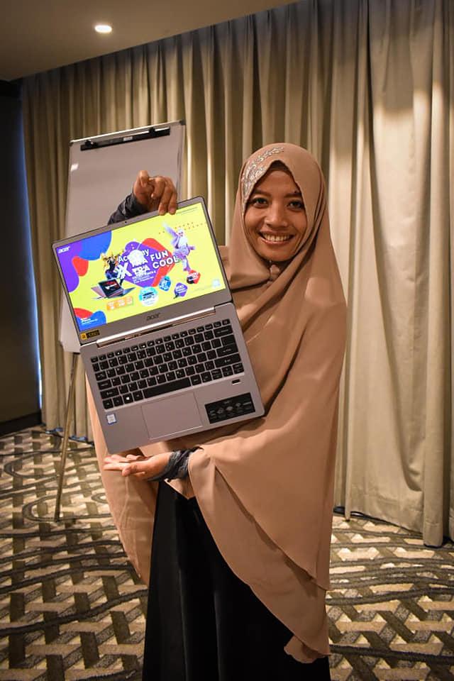 Swift Series Acer Laptop Tipis Teringan Dunia Acer day 2019