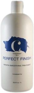 Cezanne Perfect Finish Keratin Smoothing Treatment