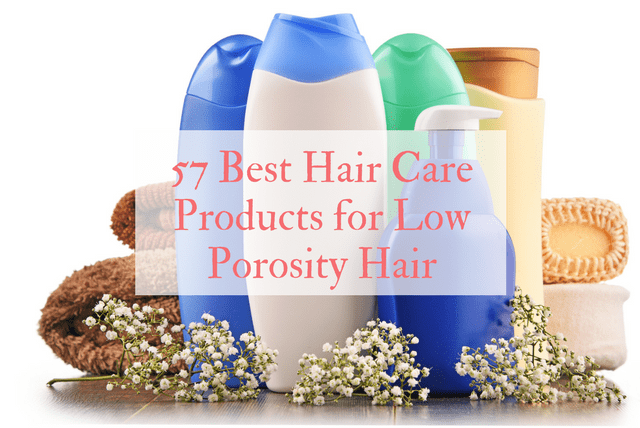 57 Best Hair Care Products for Low Porosity Hair