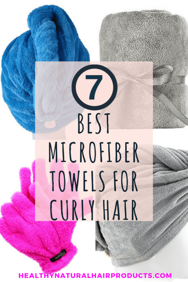 7 Best Microfiber Towels for Curly Hair