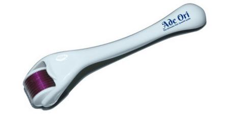 derma roller for bald spots