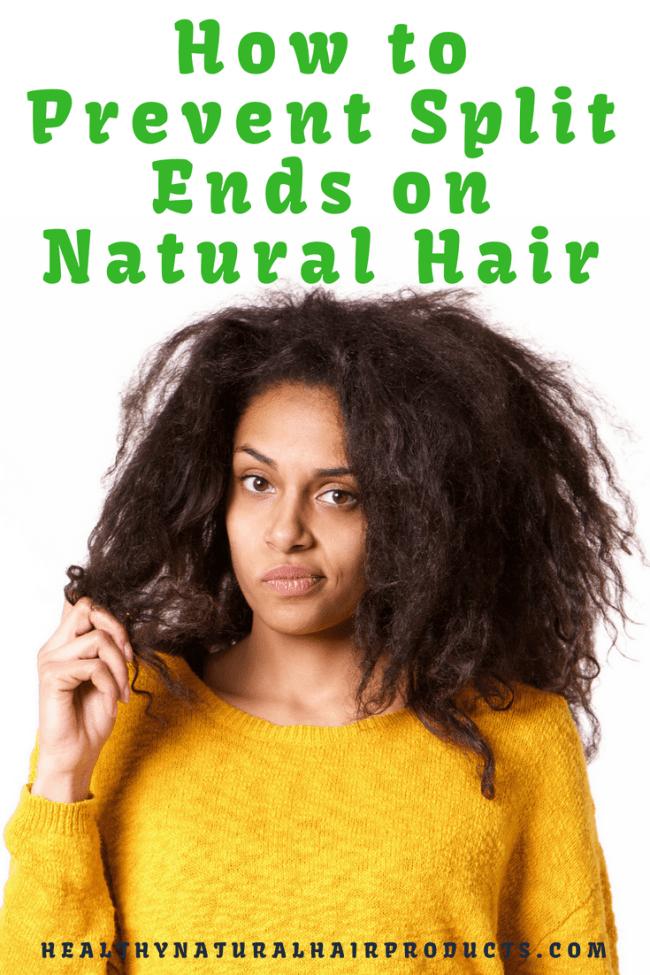Diy Trim Hair Split Ends
