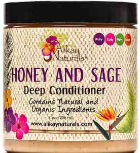 Alikay Naturals Honey and Sage Deep Cond