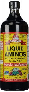Bragg Liquid Aminos for healthier hair care. Strengthen your hair care and growth with these DIY amino acids recipes