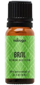 Natrogix Basil Essential Oil