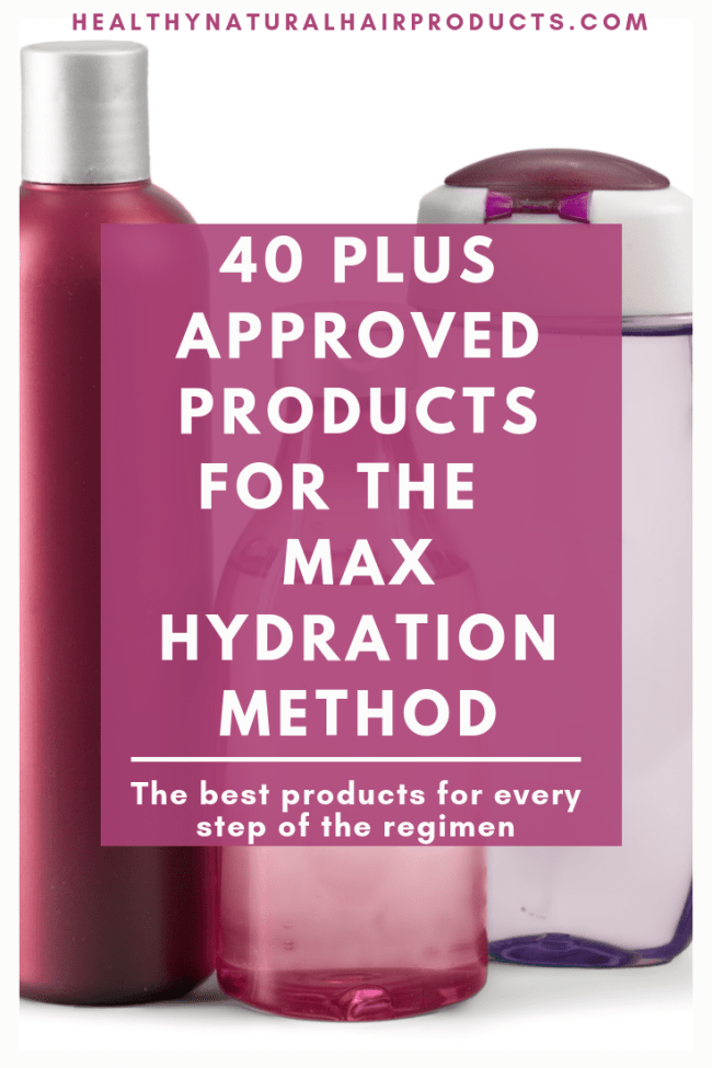 40 plus approved max hydration method products and where to buy max hydration method products
