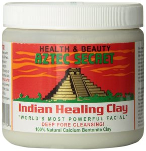 Aztec Secret Indian Healing Clay for Max Hydration Method