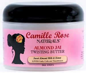 Camille Rose Naturals Almond Jai Twisting Butter, max hydration method