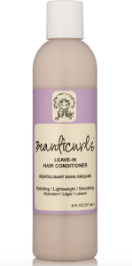 Curl Junkie BeautiCurls Leave-in Hair Conditioner, max hydration method