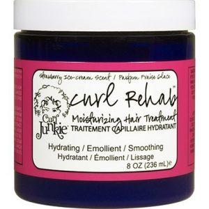 Curl Junkie Rehab Moisturizing Hair Treatment