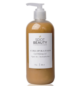 SDOT Beauty CURLSPIRATION Natural Curl Defining Gel