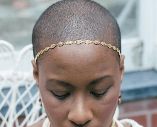 hair accessory Dara Headpiece