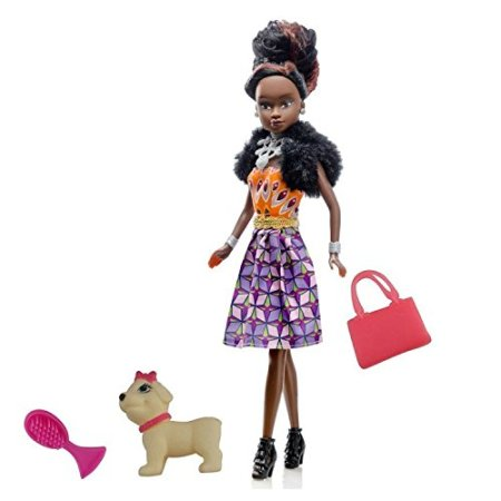 christmas gifts for kids, Queens of Africa Doll - Azeezah